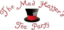 Mad Hatters Tea Party Bath